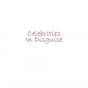 CELEBRITIES IN DISGUISE