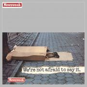 Newsweek: We Are Not Afraid, Billboard