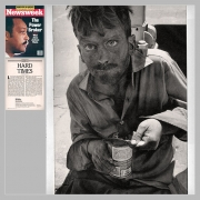 Newsweek: Hard Times, p. 47