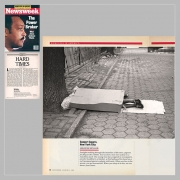 Newsweek: Hard Times, p. 48