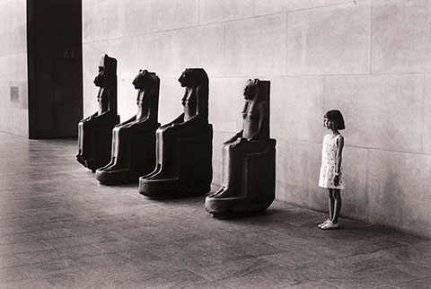 Metropolitan Museum of Art, NY, 1988